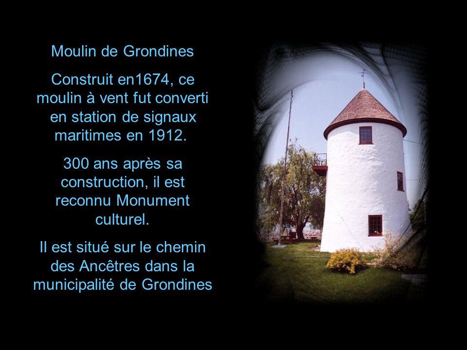 Ce n est qu au VIIe siècle que naissent les premiers moulins à vent.