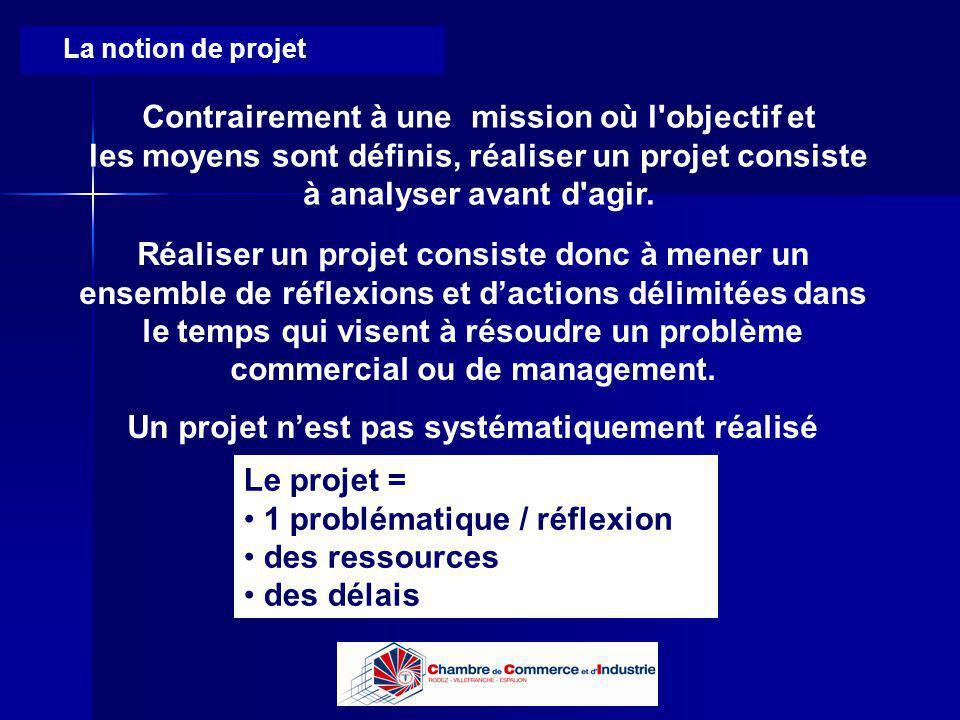 Lycée B de Perthes - Abbeville Lycée De Gaulle - Vannes Réaliser un projet consiste donc à mener un ensemble de réflexions et dactions délimitées dans