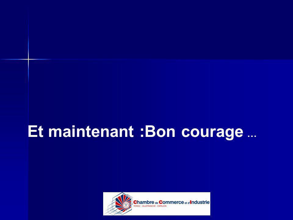 Lycée B de Perthes - Abbeville Lycée De Gaulle - Vannes Et maintenant :Bon courage …