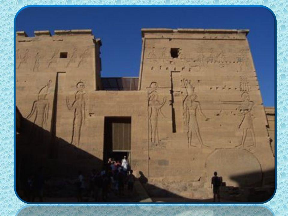 Temple de la déesse ISIS Philae
