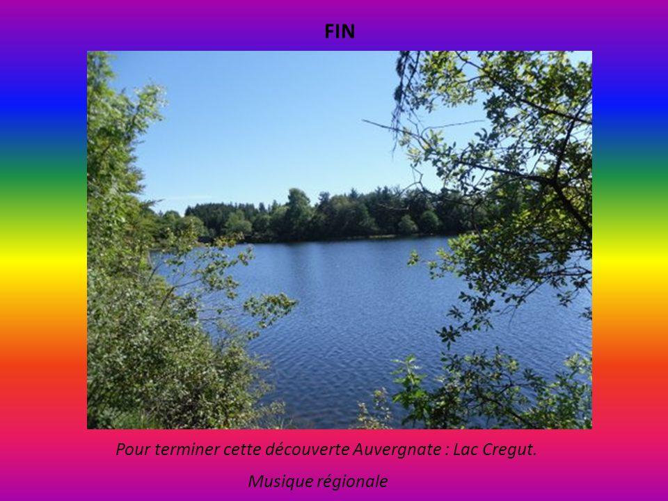 A coté du lac d Entraigues, les cascades dEntraigues et Bois de Chaux