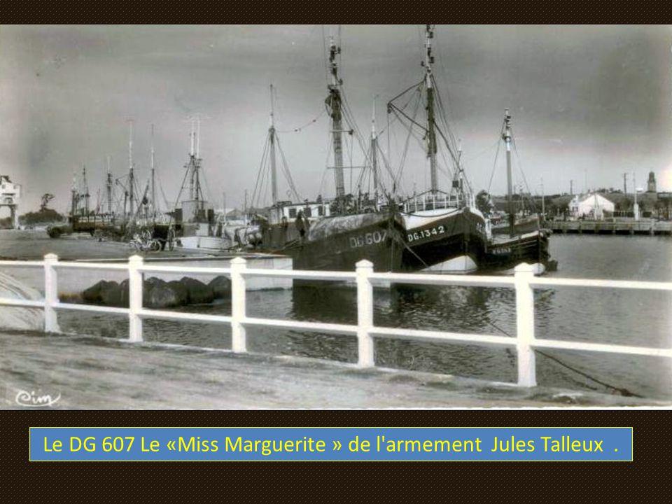DG 670 Le dundee « Notre Dame des Flots » Armateur David.