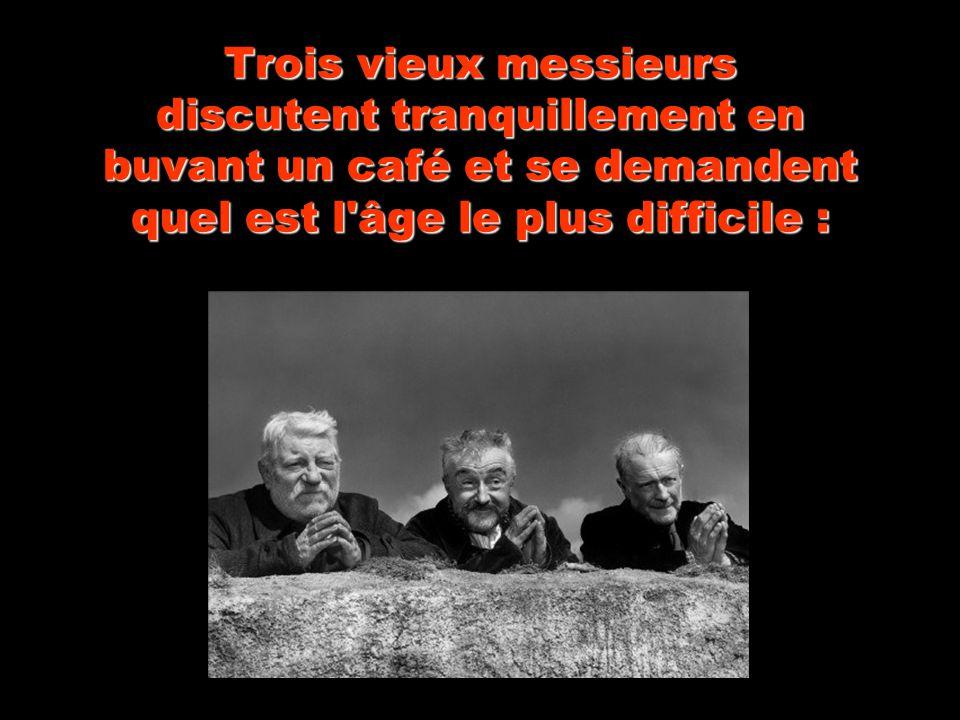 Diaporama PPS réalisé pour http://www.diaporamas-a-la-con.com http://www.diaporamas-a-la-con.comTrois Petits Vieux