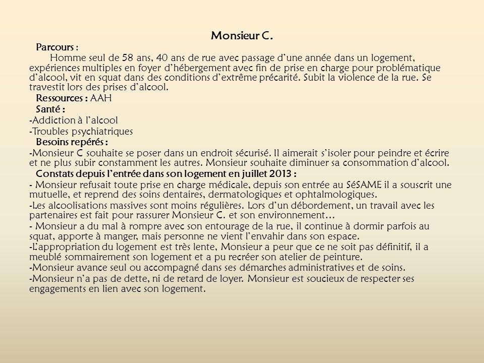 Monsieur C.
