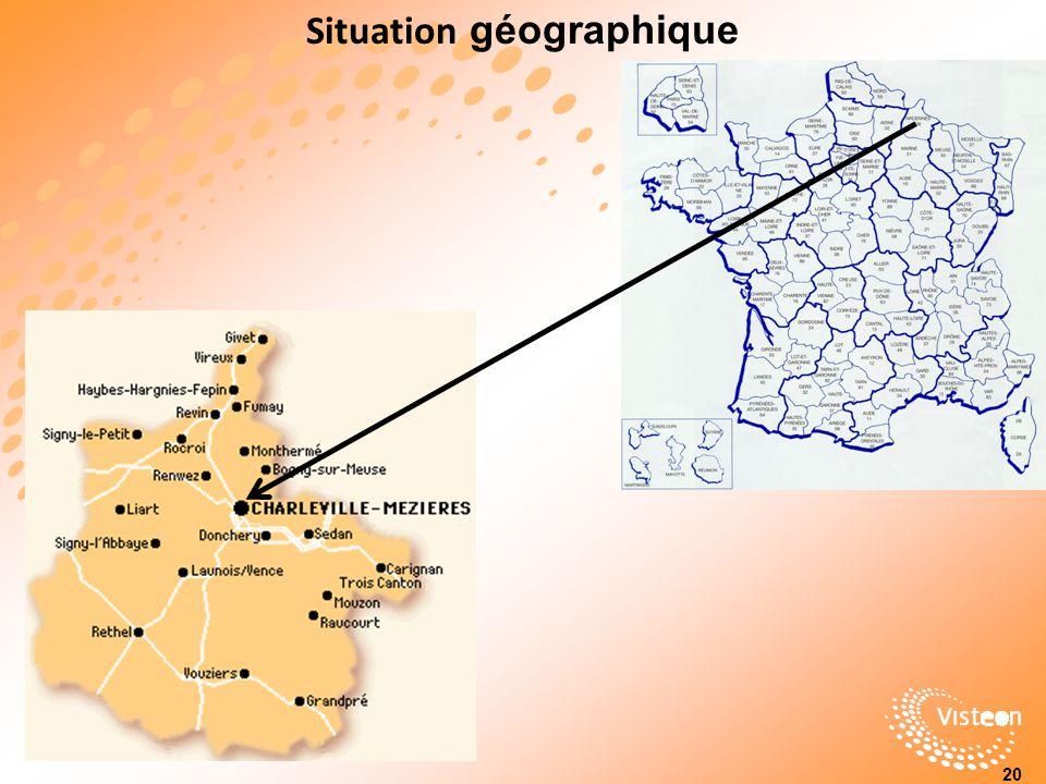 Situation géographique 20