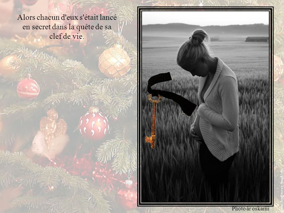 Le jour de Noël approchait de nouveau, et le divin enfant ne viendrait pas. Le médecin consulté en quête de réponse avait dit