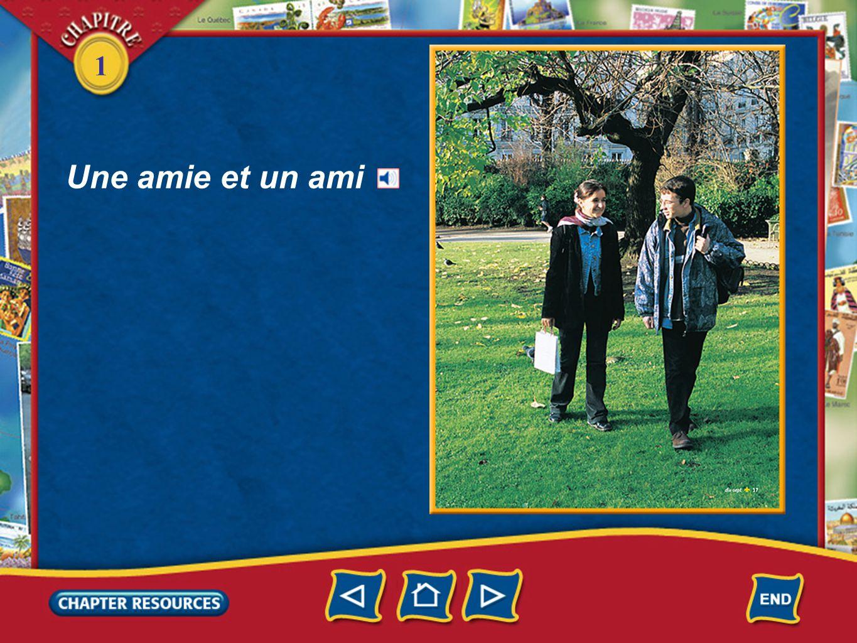 1 Conversation Il est doù, Luc.Sophie:Luc, tu es de Paris, non.