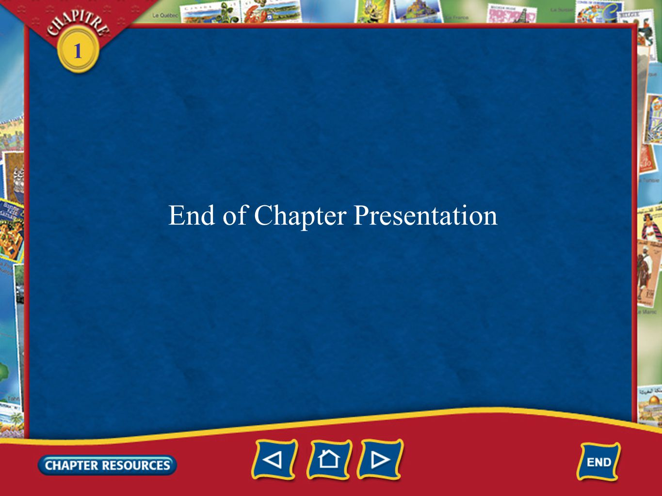 1 End of Chapter Presentation