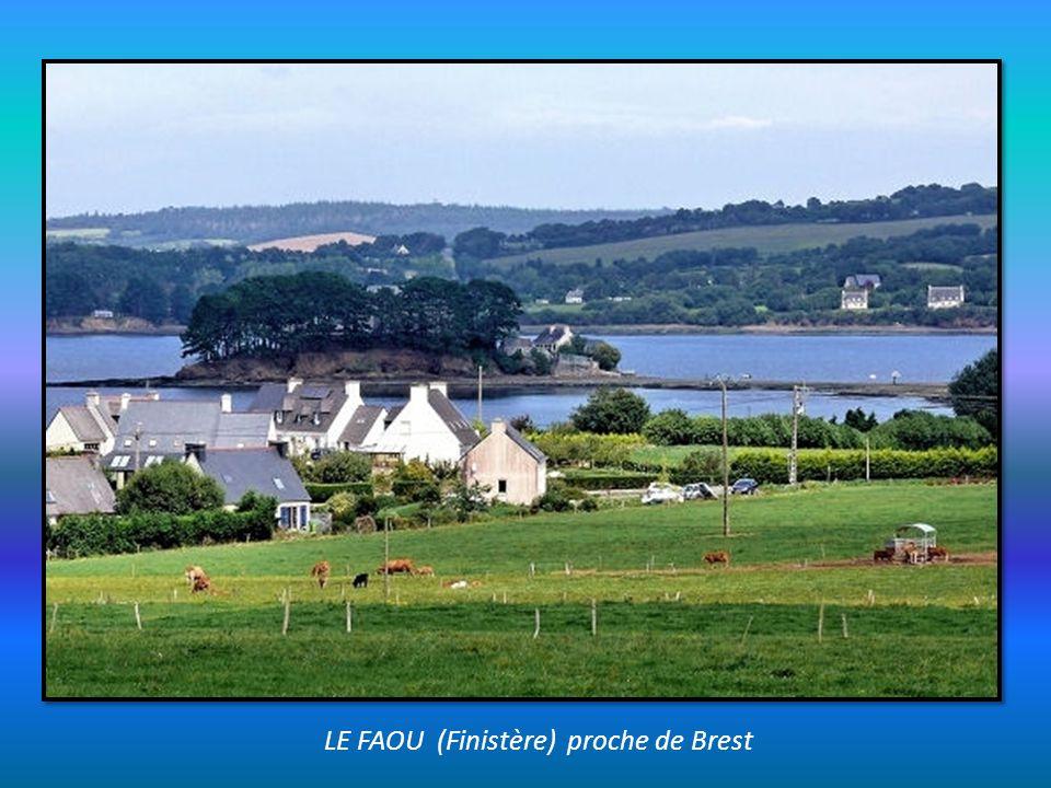 DOELAN (Finistère) port de pêche.