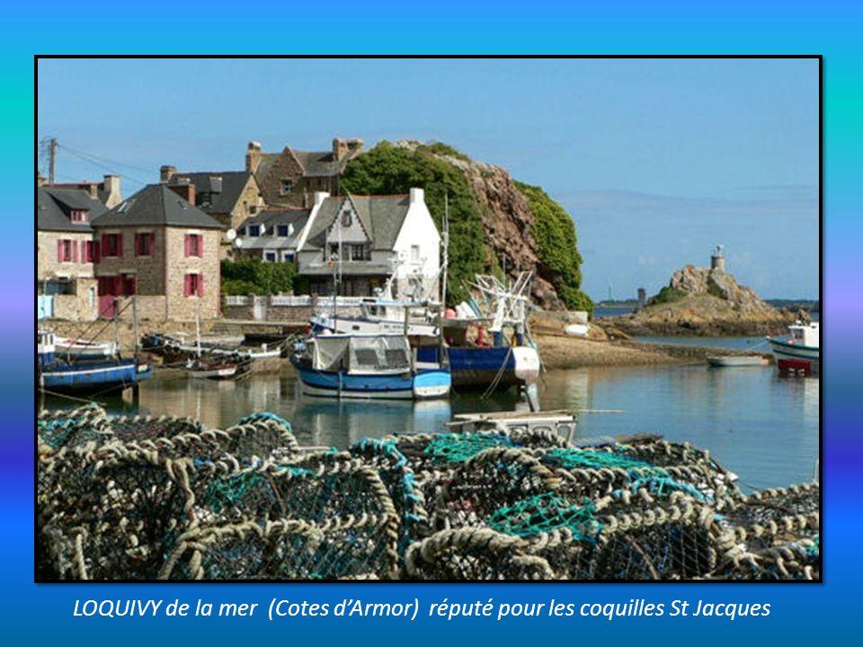 LOCRONAN (Finistère) village préservé, dorigine du 5éme siècle