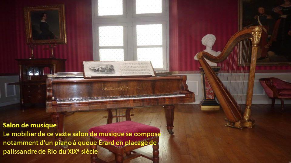 La chambre d Orléans louis Philippe duc d Orléans Reçoit le château de sa mère Louise-Marie Adelaïde en1821