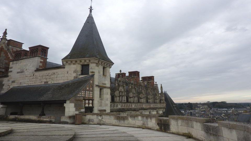 Charles VIII - Anne de Bretagne Avant d'être rattaché à la couronne en 1434, le château appartenait, depuis plus de quatre siècles, à la puissante fam