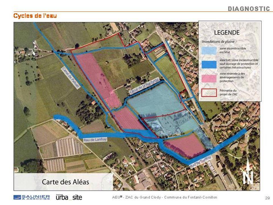 AEU ® - ZAC du Grand Clody - Commune du Fontanil-Cornillon 22