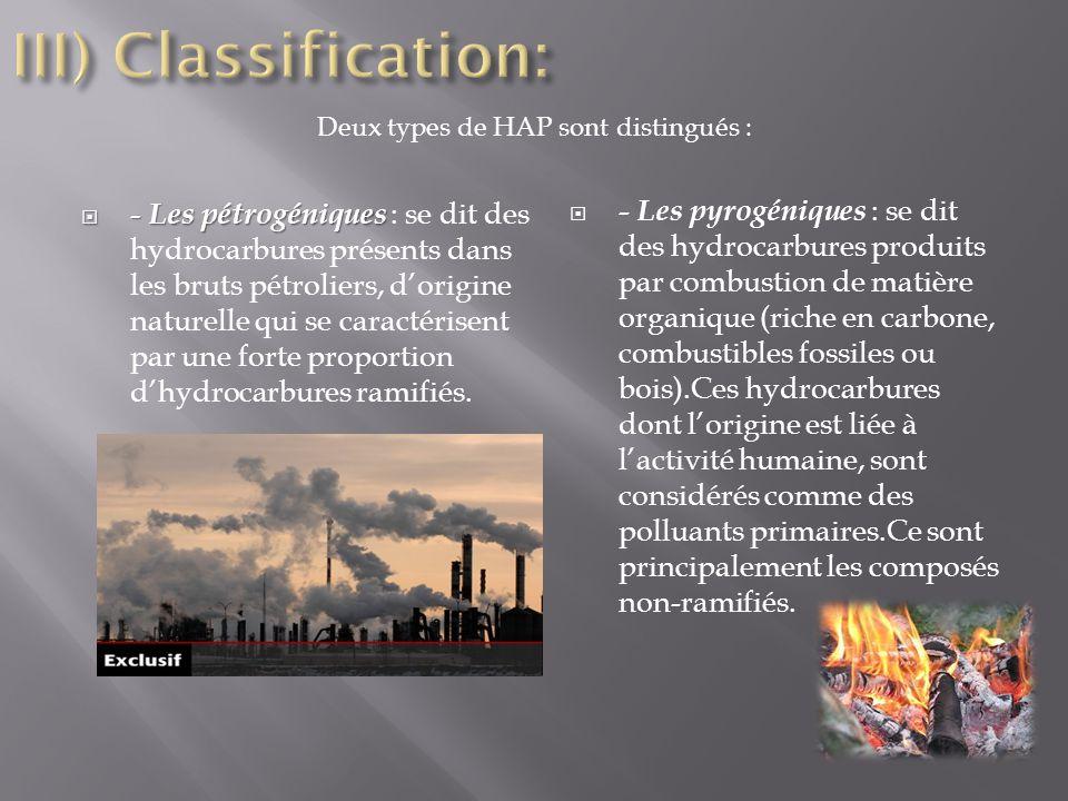 - Les pétrogéniques - Les pétrogéniques : se dit des hydrocarbures présents dans les bruts pétroliers, dorigine naturelle qui se caractérisent par une