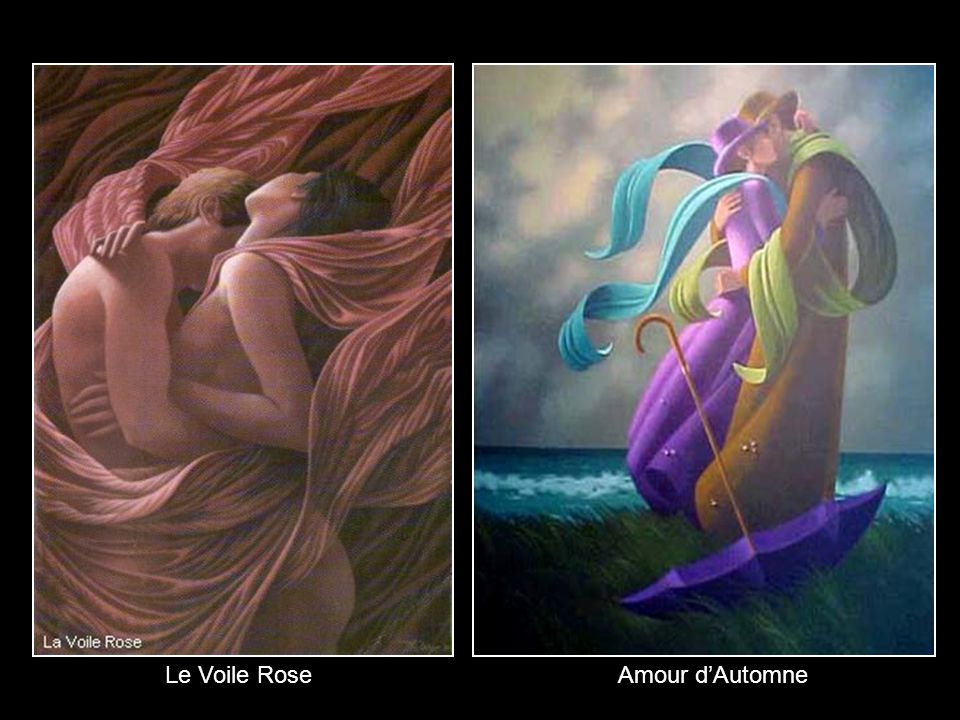 Amour dAutomneLe Voile Rose