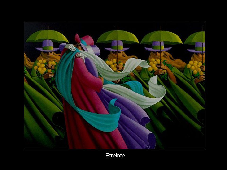 Claude Théberge 1934, Edmundston, Nouveau-Brunswick, Canada Coloriste par excellence, peintre du vent, de la lumière et du mouvement, Claude Théberge est un artiste de grande renommée.