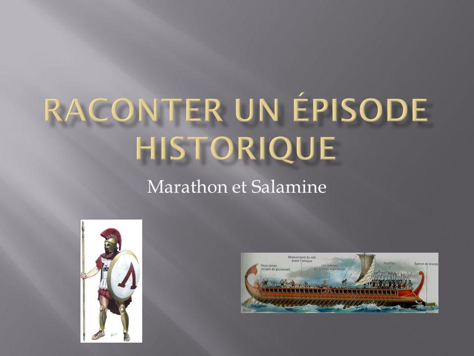 Marathon et Salamine