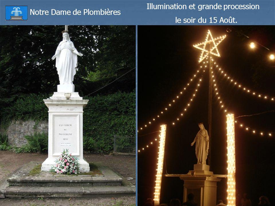 Sur le parcours de promenade partant du Grand Parc vers les Granges de Plombières, se trouve cette source sortant dun roche: La Fontaine Stanislas.