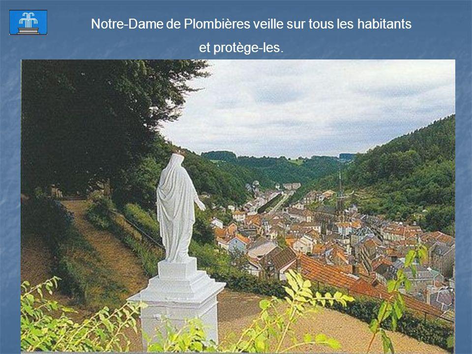 Vœu à Notre-Dame de Plombières
