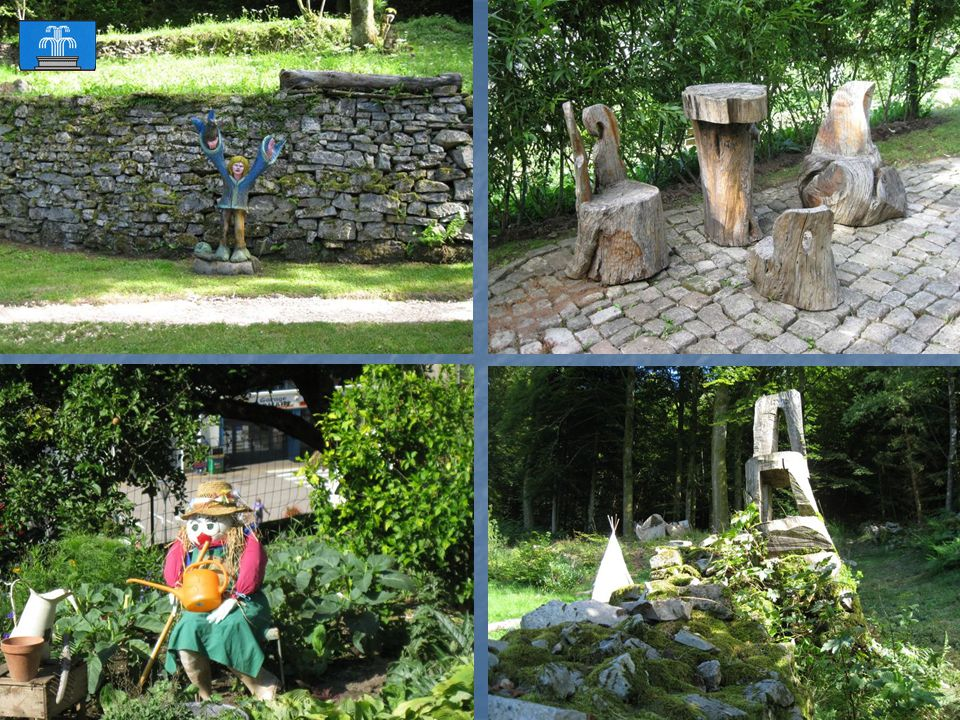 Quelques images des Jardins en Terrasses