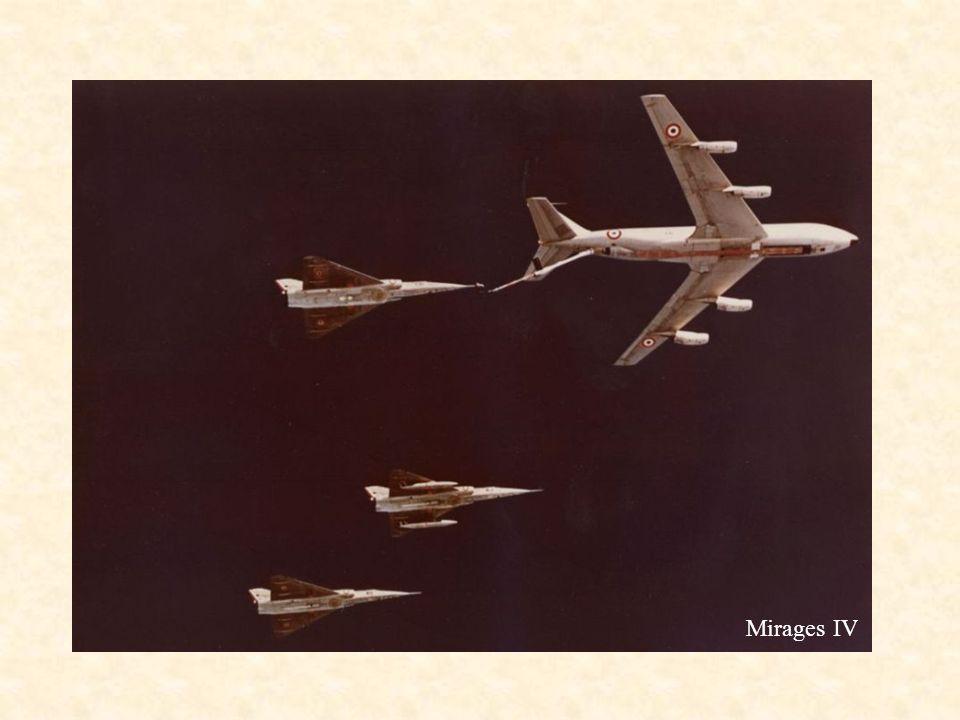 Mirages IV