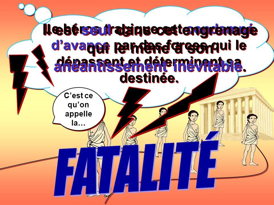 La tragédie a un but «interactif» précis, celui de purger les passions. La tragédie a un but «interactif» précis, celui de purger les passions. La tra