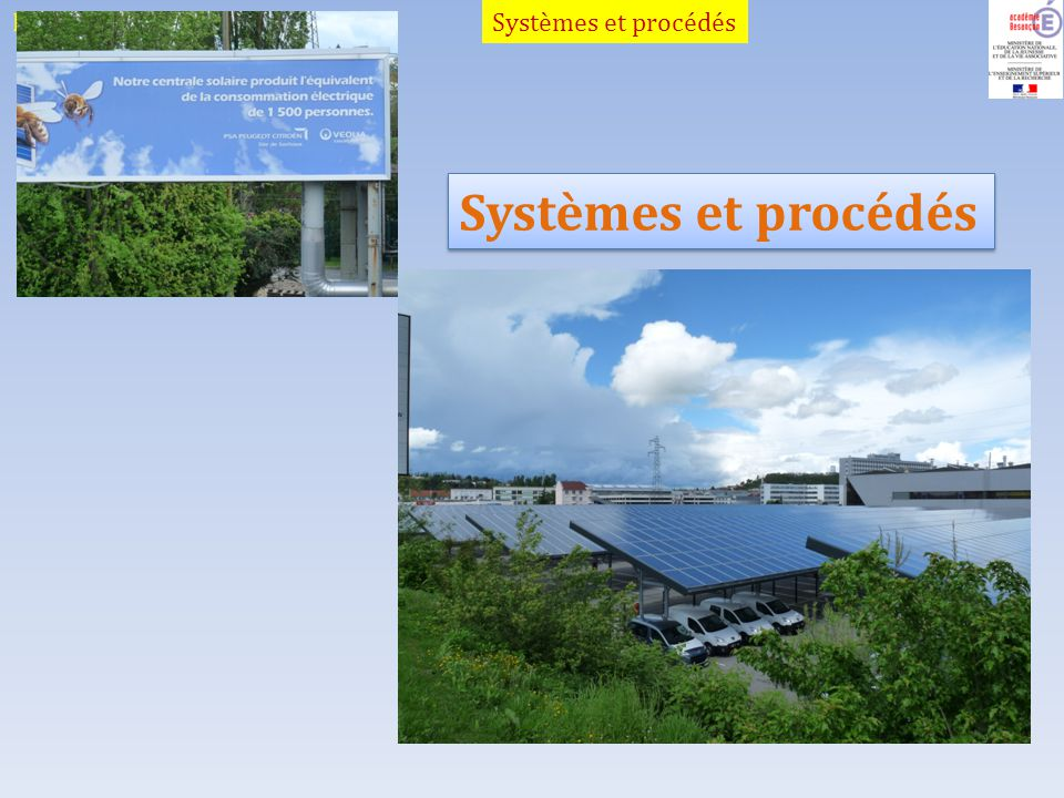 Systèmes et procédésPNF SPCL en STL 14 mai 2012 Systèmes et procédés