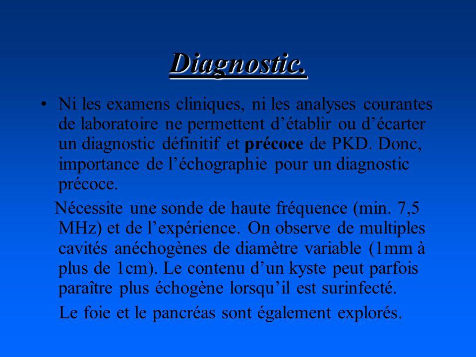 Diagnostic.