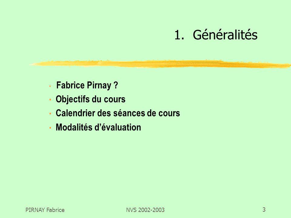 PIRNAY FabriceNVS 2002-20033 Fabrice Pirnay .