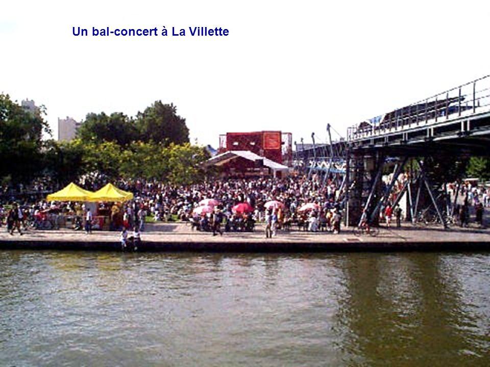 Festival de Ciné en plein air au Parc de la Villette