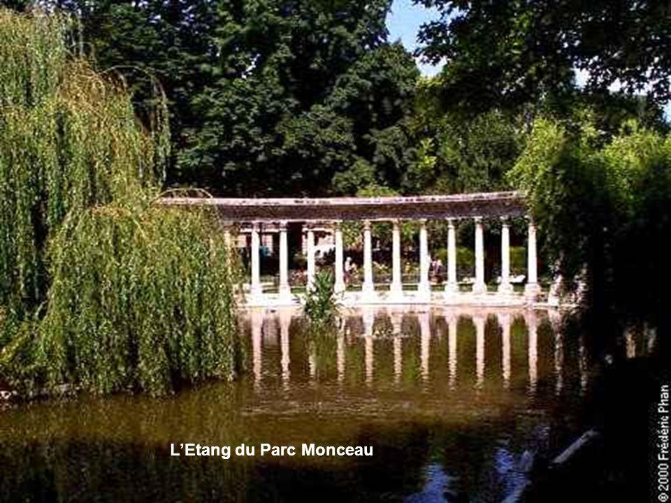 L Entrée du Parc Monceau