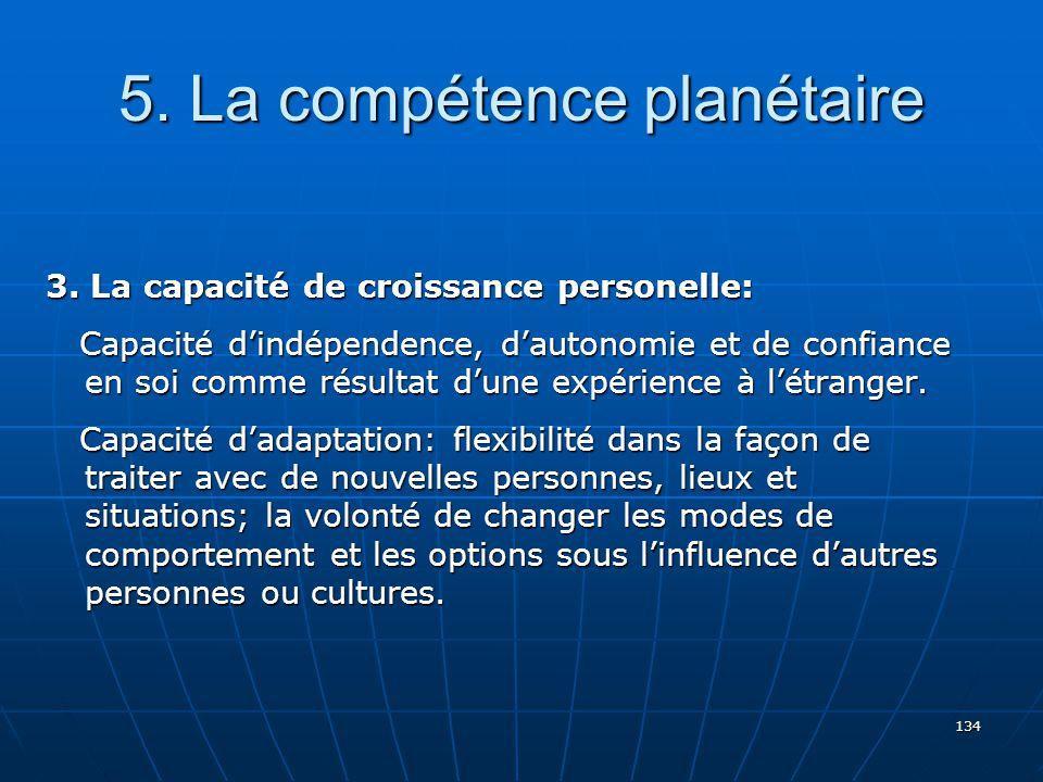 134 5.La compétence planétaire 3.