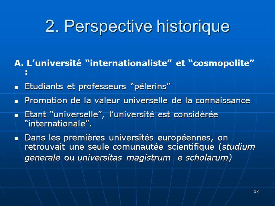 37 2.Perspective historique A.