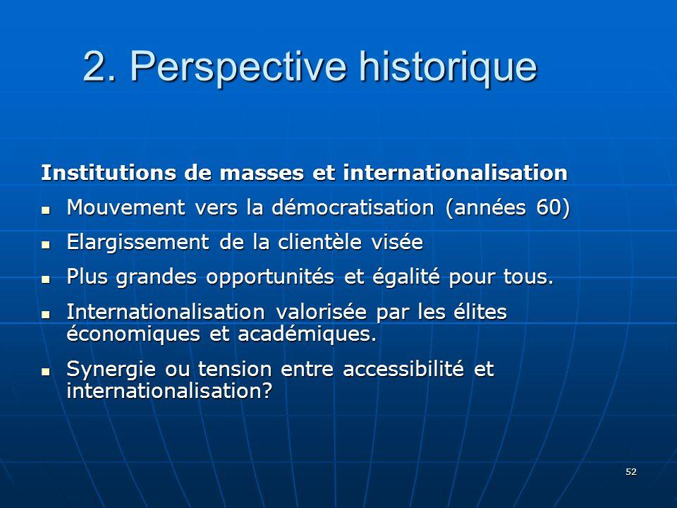 52 2.Perspective historique 2.