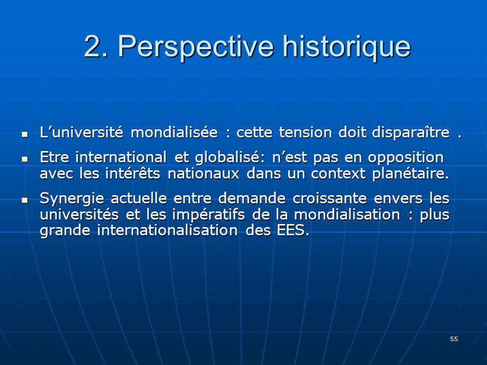 55 2.Perspective historique 2.
