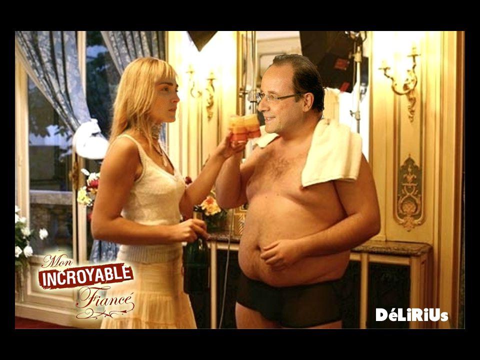 Pour une fois on parle de François Hollande à létranger