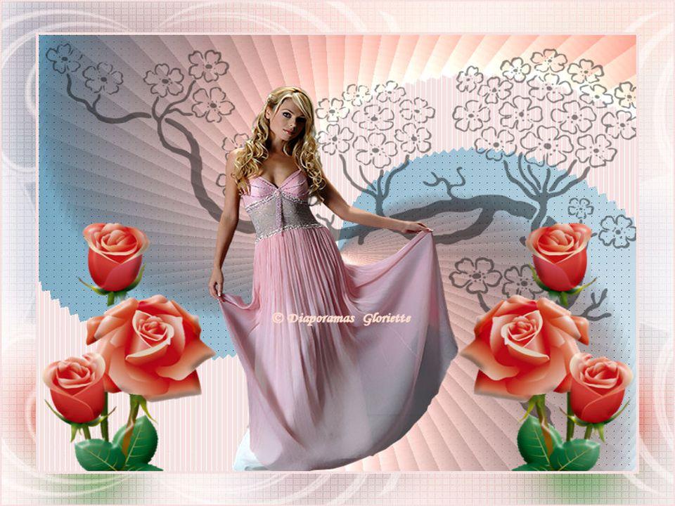 Elle croit en la magie des mots La vie pour elle est un beau cadeau Elle épelle des mots sans voyelles Elle sait que les roses sont belles … Ginette