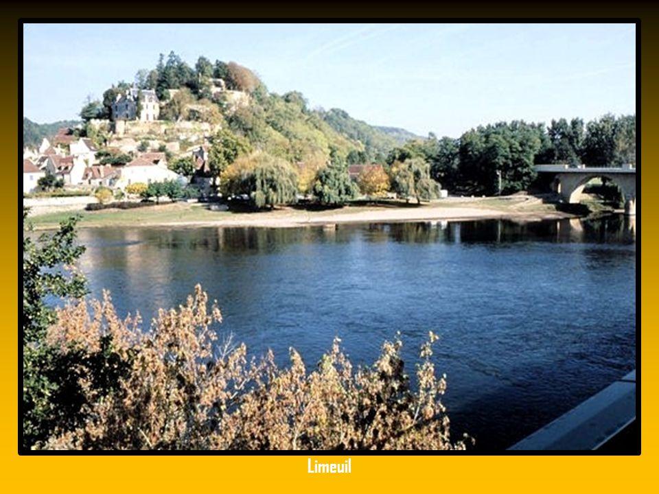 Bergerac, sur la Dordogne