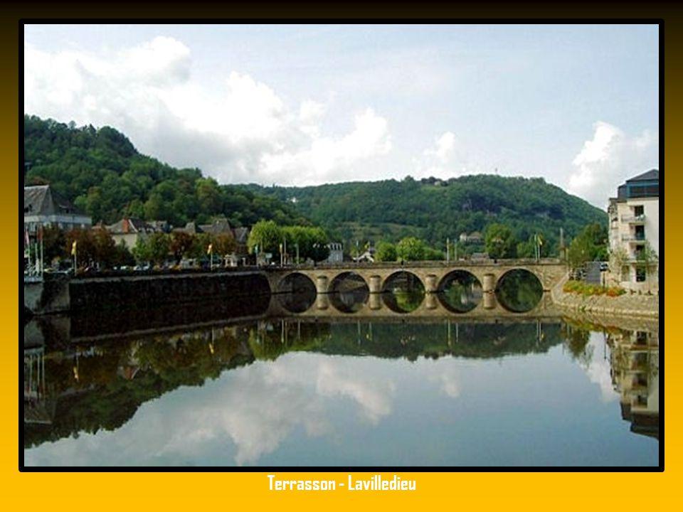 Terrasson - Lavilledieu