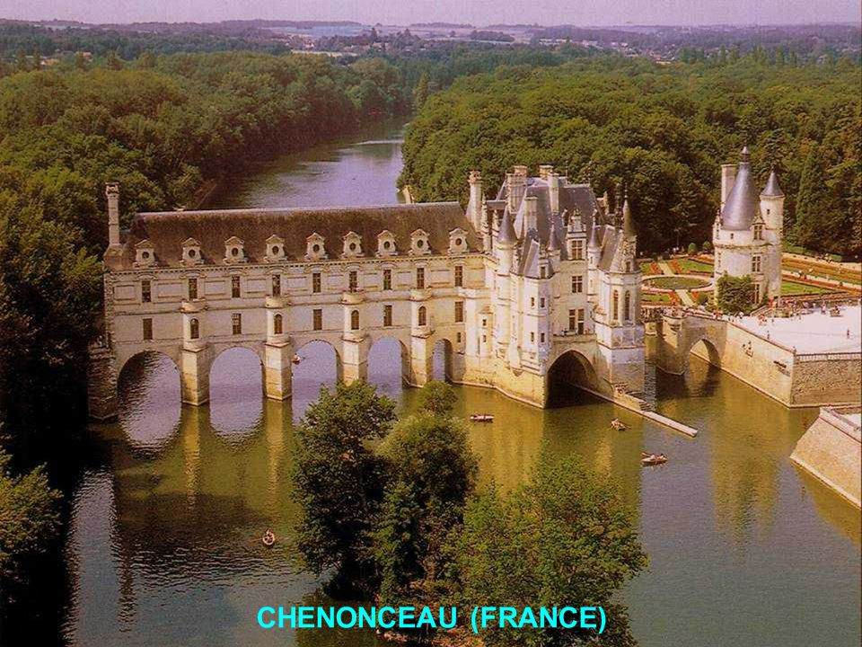 CHENONCEAU (FRANCIA) CHENONCEAU (FRANCE)