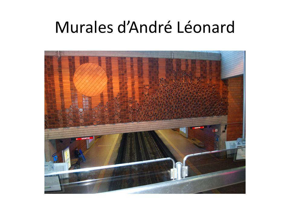 Murales dAndré Léonard