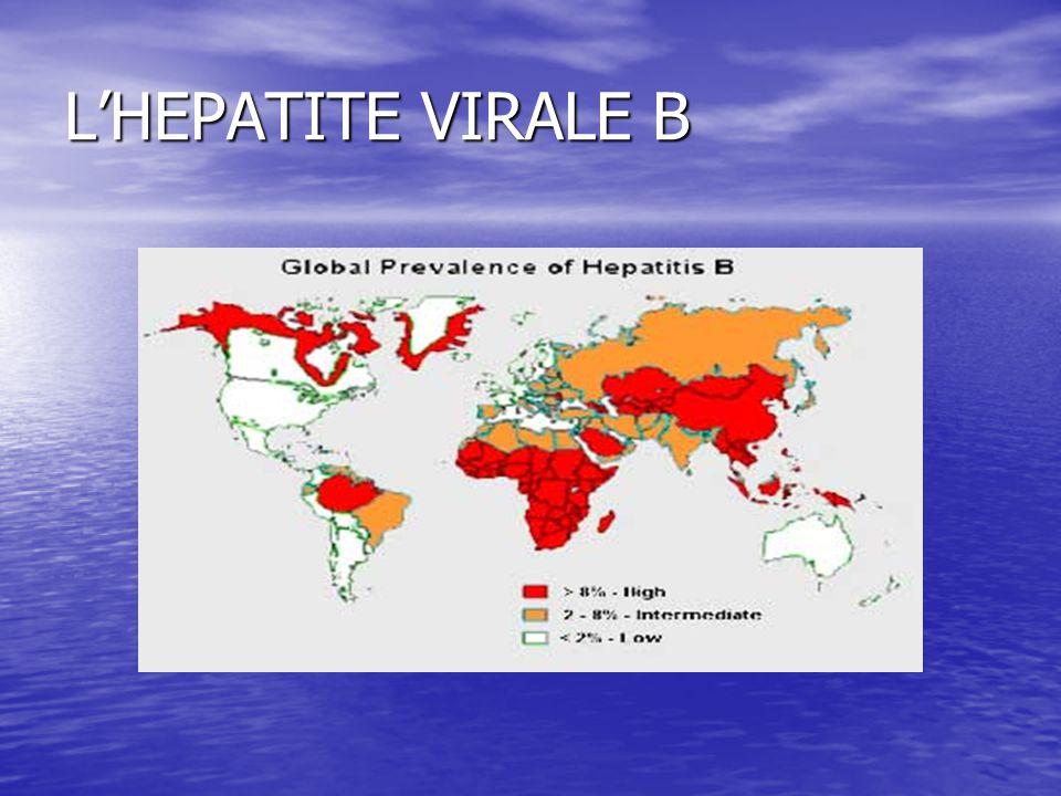 LHEPATITE VIRALE B