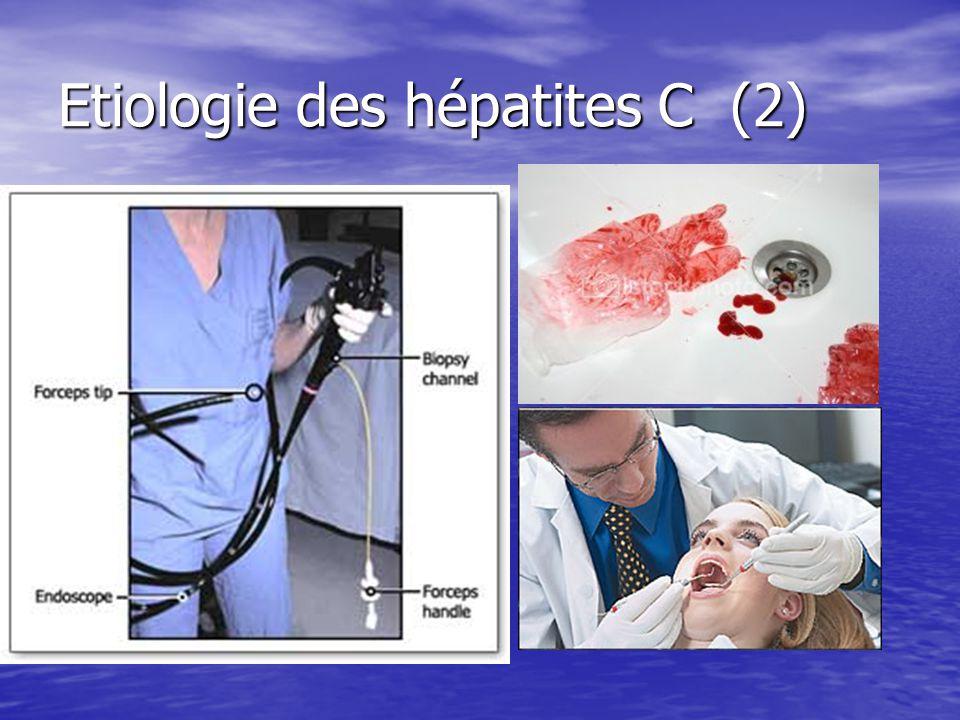 Etiologie des hépatites C (2)