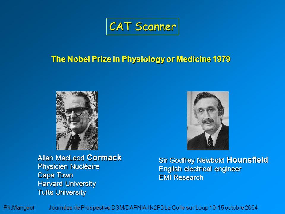 Ph.Mangeot Journées de Prospective DSM/DAPNIA-IN2P3 La Colle sur Loup 10-15 octobre 2004 IRM Paul C.