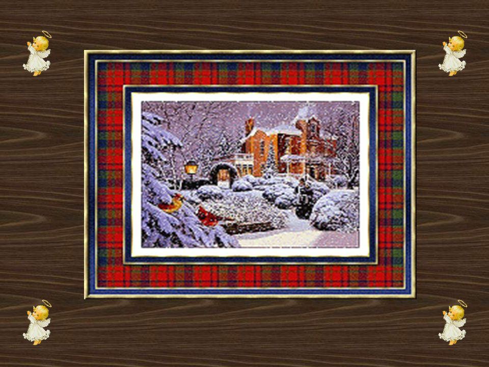 Noël ranime l'amitié, fait renaître la vie, apporte lumière et chaleur dans les cœurs.