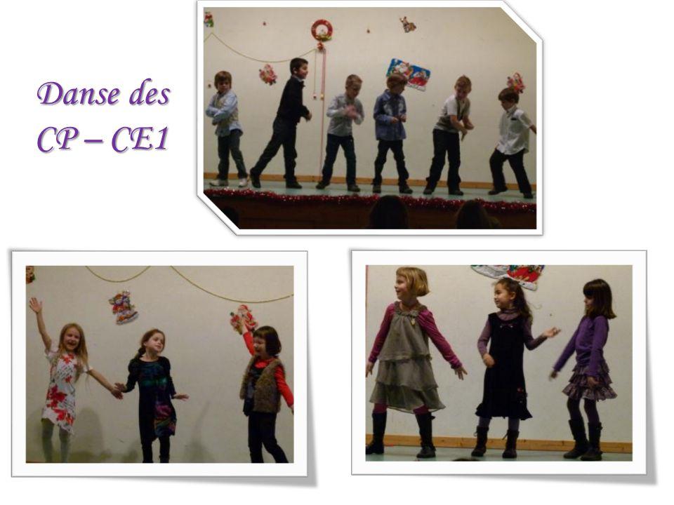 Danse des CP – CE1