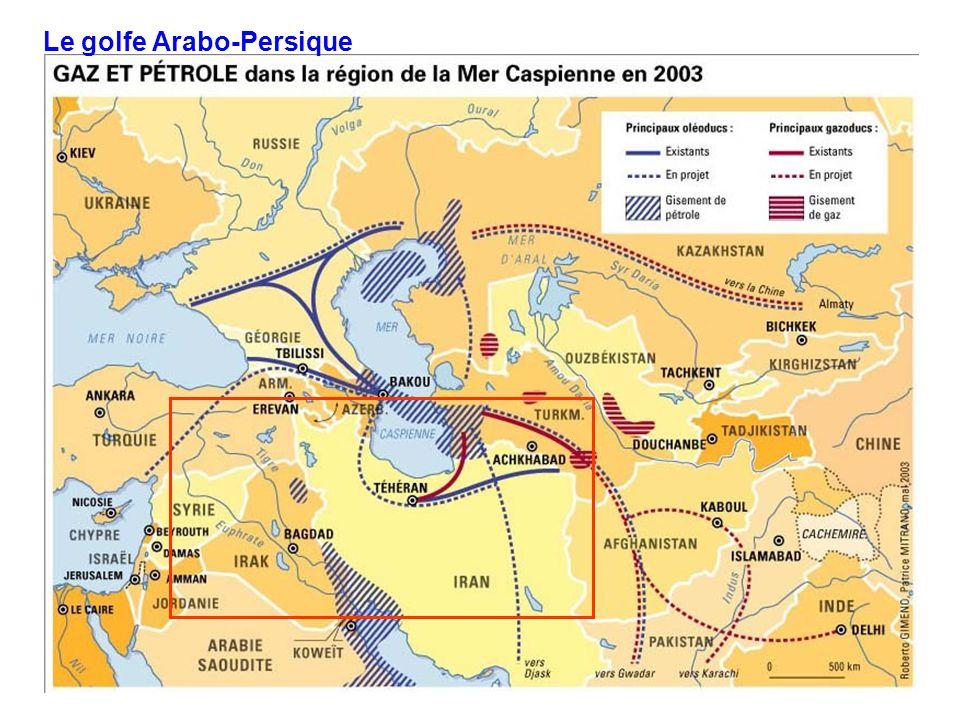 15 Le golfe Arabo-Persique
