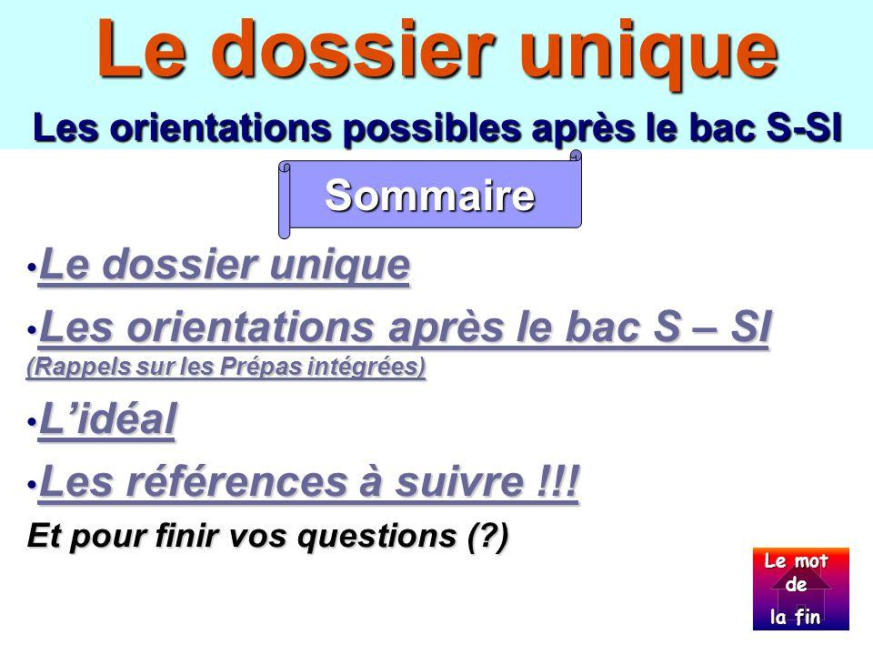 Le dossier unique Harmonisation des procédures dadmission POST BAC avec le dossier unique Votre site public : www.admission-postbac.fr