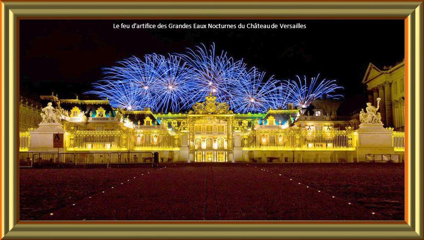 قصر ها وقلعه های باستانی فرانسه درشب