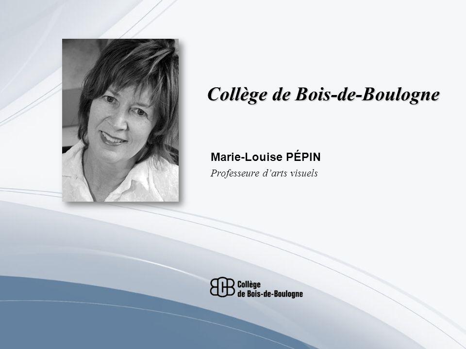 Collège régional Champlain St. Lawrence René MOISAN Professeur de français